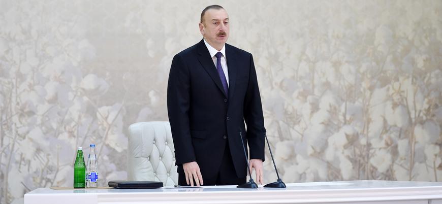 Aliyev ateşkes için tek şartını açıkladı