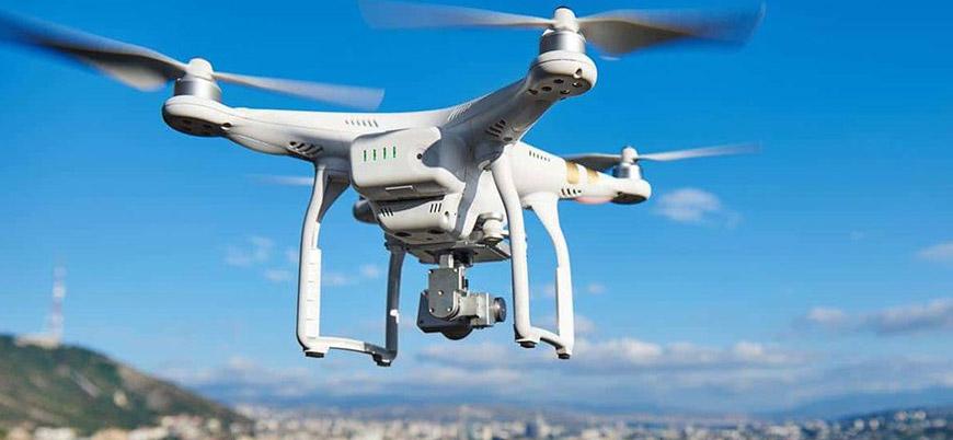 Diyarbakır'da drone uçuran ABD'li gözaltına alındı