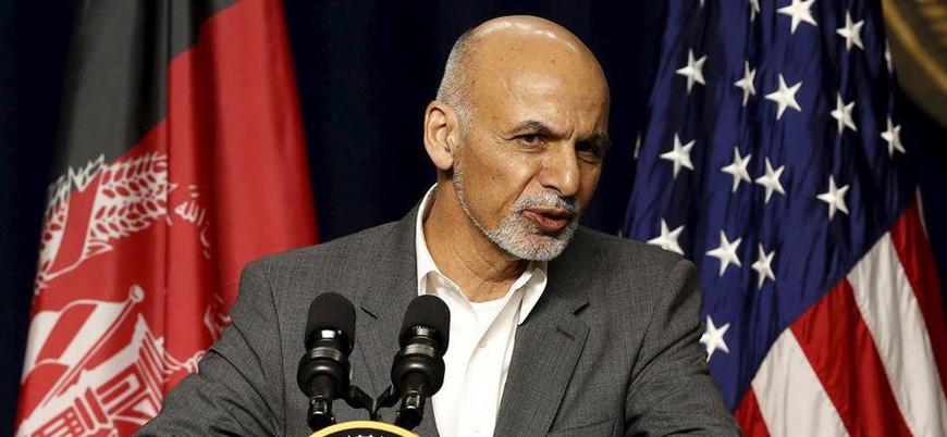Afganistan Devlet Başkanı Eşref Gani Taliban ile görüşmelerin sürdüğü Katar'da
