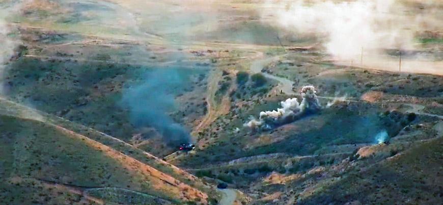 MSB: Azerbaycan Silahlı Kuvvetleri 22 yerleşim yerini işgalden kurtardı