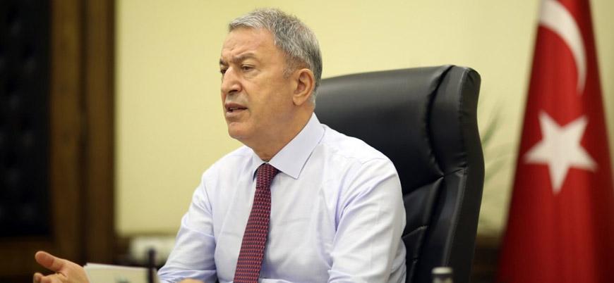 Savunma Bakanı Akar: Ermenistan işgal ettiği toprakları derhal boşaltmalı
