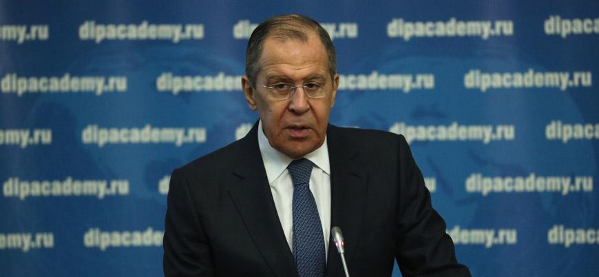 Lavrov: Suriye'de Kürt sorunu patlak verebilir