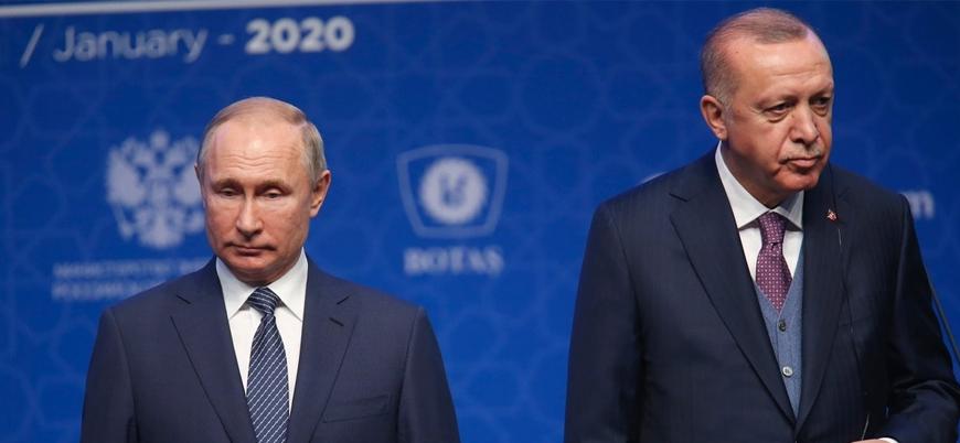 Bloomberg: Erdoğan Dağlık Karabağ çatışmasında Putin'le ilişkisini sınıyor