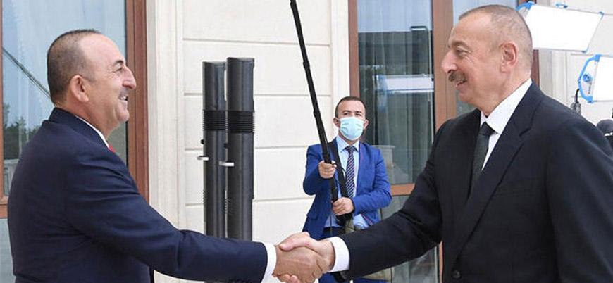 Çavuşoğlu: Dünya Azerbaycan'ın yanında yer almalı