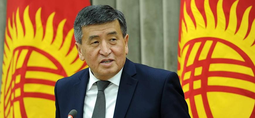 Kırgızistan lideri Ceenbekov: Ülkede darbe girişimi gerçekleşti