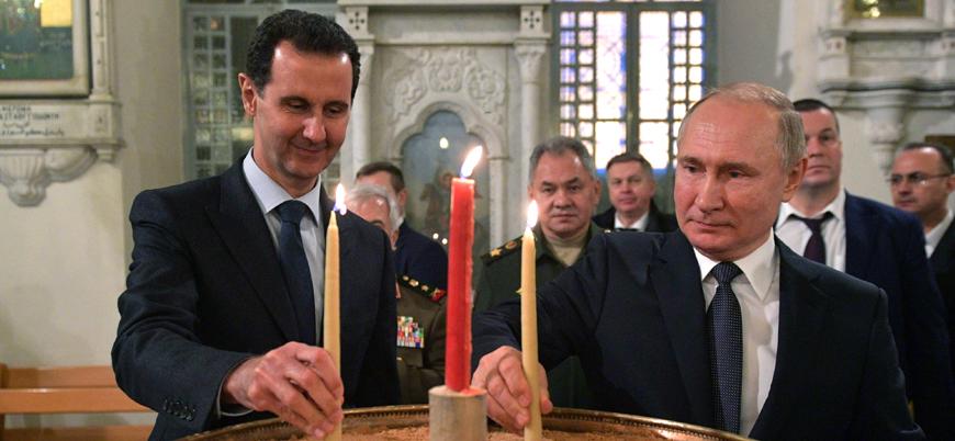 Beşar Esed rejimi Suriye'yi kıtlığa sürüklüyor