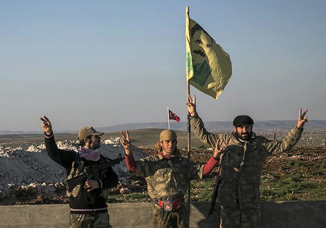 Kartlar yeniden karılıyor: YPG Türkiye'nin hedefinde