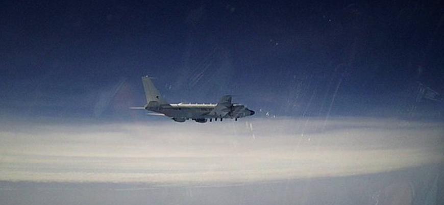 Rus jetlerinden İngiliz uçaklarına önleme