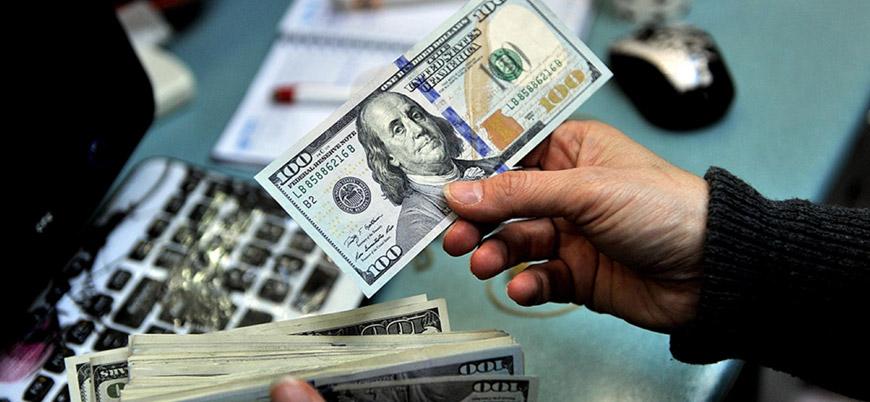 Dolar/TL 7,87 ile yeni rekorunu kırdı