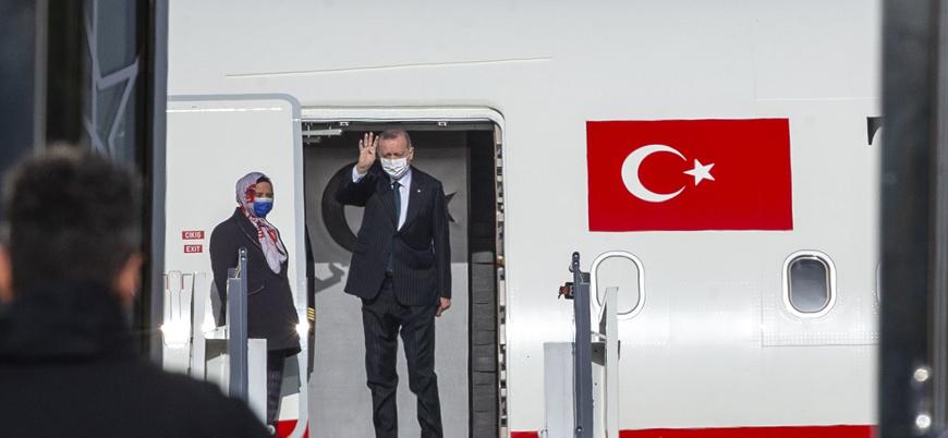 Erdoğan Kuveyt ve Katar yolcusu