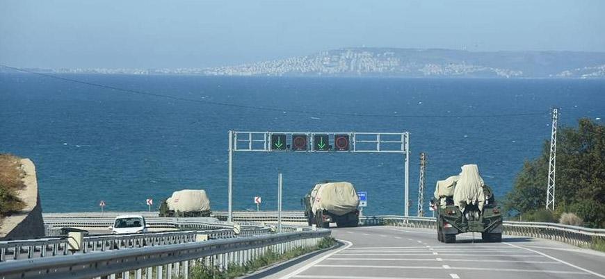 Türkiye'nin S-400 testine ABD'den tepki