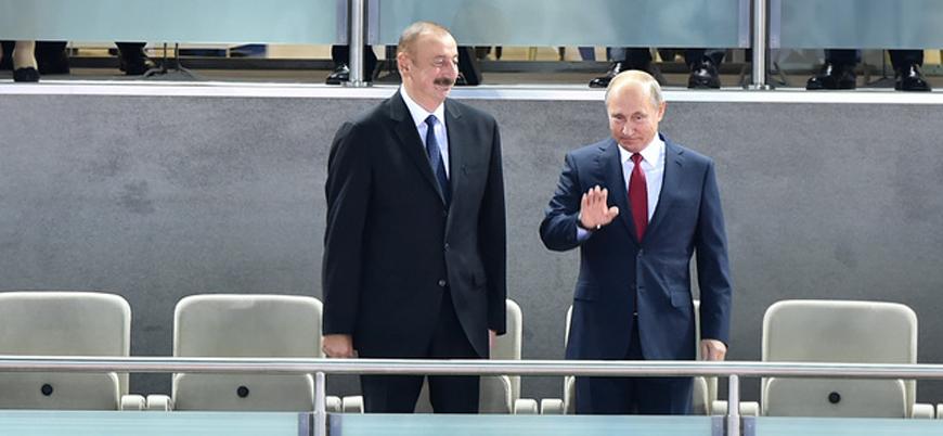 Dağlık Karabağ: Putin ilk kez Aliyev ile görüştü