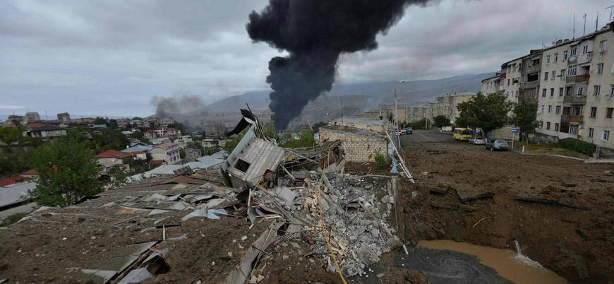 AB: Dağlık Karabağ'da dış aktörler savaşa çekilmeye çalışılıyor