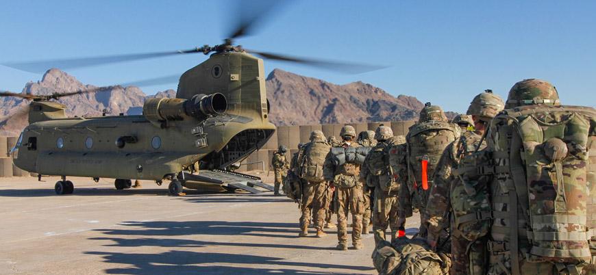 Trump: Afganistan'daki askerlerimiz Noel'e kadar evlerinde olmalı