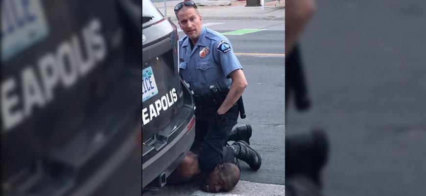 ABD'de George Floyd'u öldüren polis serbest bırakıldı