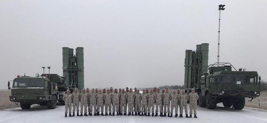 ABD'li senatörlerden Türkiye'ye S-400 yaptırımı çağrısı