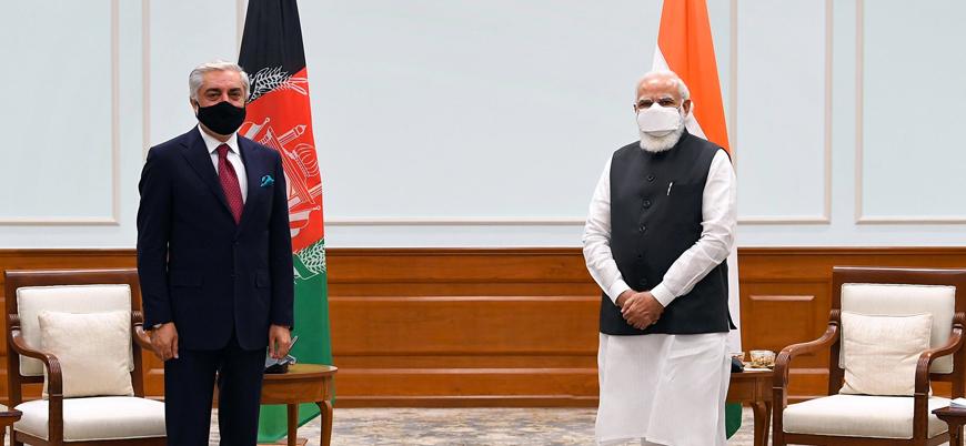 Kabil yönetimi Hindistan ile yakınlaşıyor