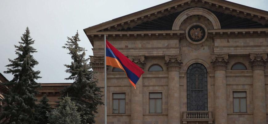 Ermenistan'da Paşinyan karşıtı gösteriler sürüyor