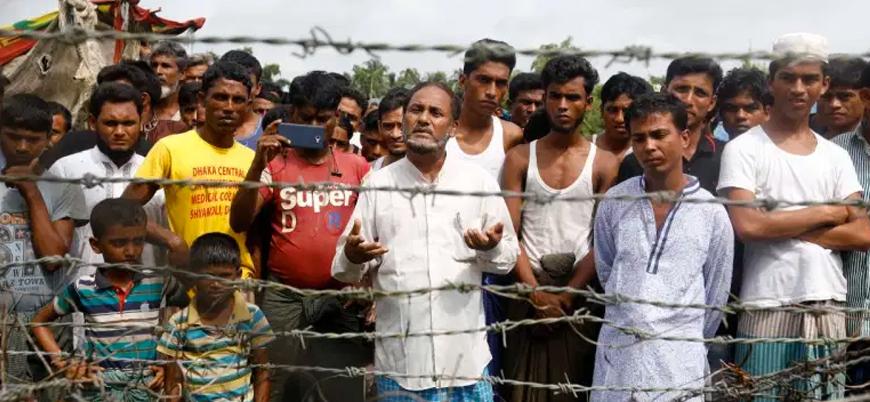 Myanmar'daki darbenin ardından Arakanlı Müslümanlar endişeli