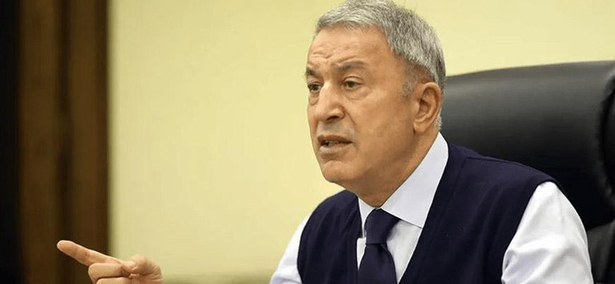 Savunma Bakanı Akar: Ermenistan savaş suçu işlemektedir