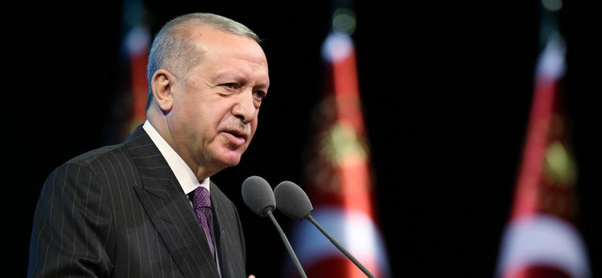 Erdoğan: Sağlıktan taviz vermeden ekonominin çarklarını döndürmek gerekiyor