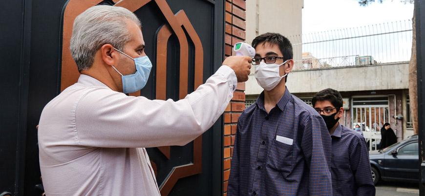 İran'da 'acil olmayan hastalar' hastanelere alınmayacak