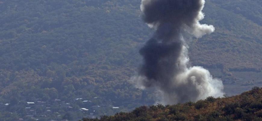 Bakü ve Erivan'dan ateşkes öncesi karşılıklı saldırı iddiaları