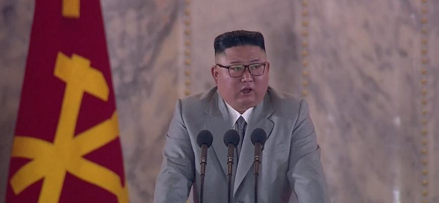 Kuzey Kore lideri Kim: Ülkede koronavirüs vakası yok