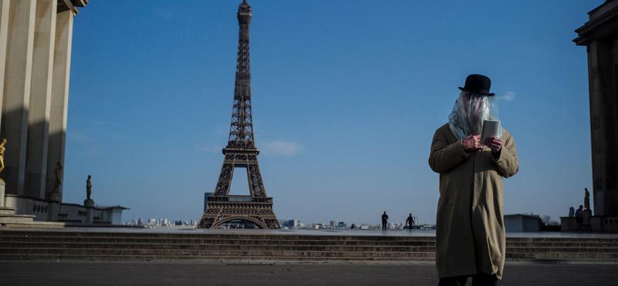 Fransa'da bir günde 27 bin yeni vaka
