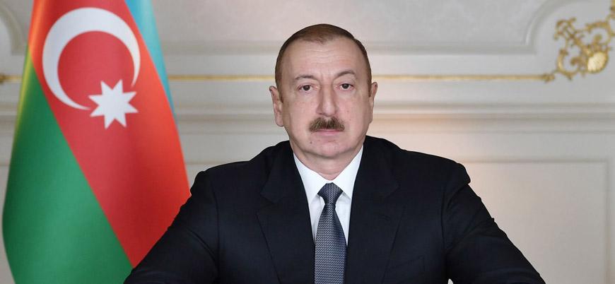 Aliyev: Rusya Ermenistan'ı silahlandırıyor