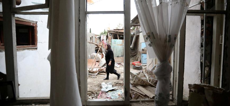 Azerbaycan: Ermenistan sivil yerleşimlere saldırmaya devam ediyor