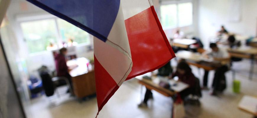Fransa'da her 20 kız öğrenciden biri tecavüz mağduru