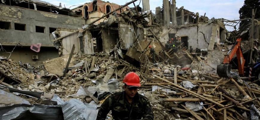Dağlık Karabağ: Ermenistan saldırılara devam ediyor