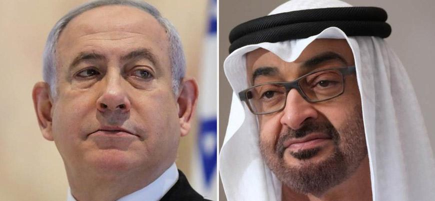 İsrail Başbakanı ile BAE Veliaht Prensi bir araya gelecek