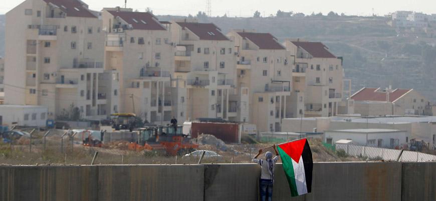 İsrail Batı Şeria'da 500 yeni konut inşa edecek