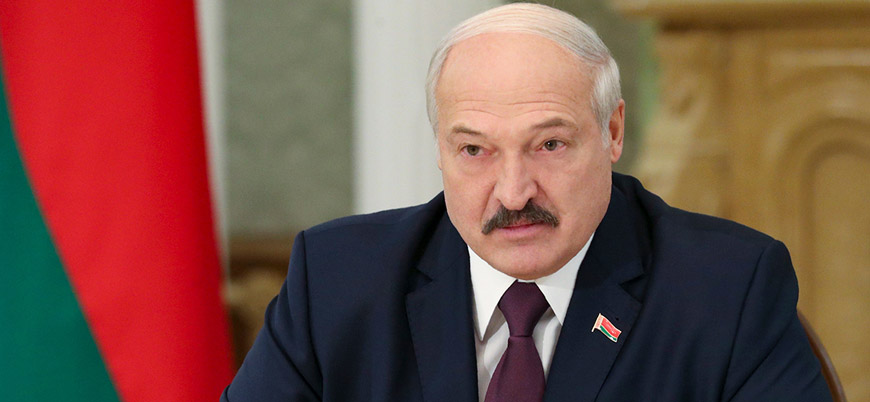 AB Lukaşenko'yu yaptırım listesine dahil ediyor