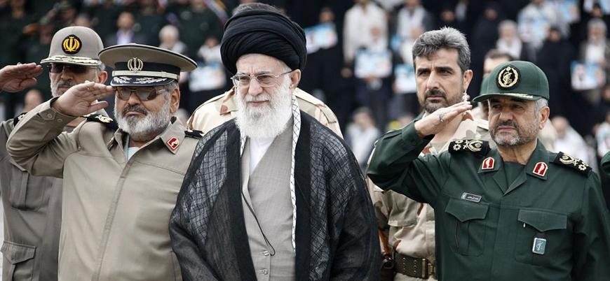İran milisleri Suriye'de 'Enes b. Malik' caddesinin adını 'Humeyni' olarak değiştirdi