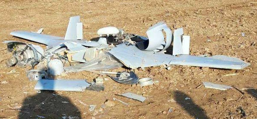 İran, Azerbaycan'a ait kamikaze drone'u düşürdü