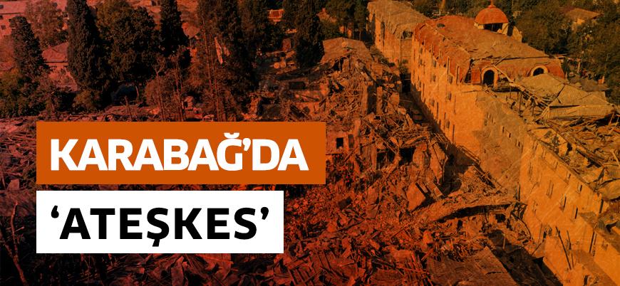 Halid Abdurrahman değerlendirdi: Dağlık Karabağ'da 'ateşkes'