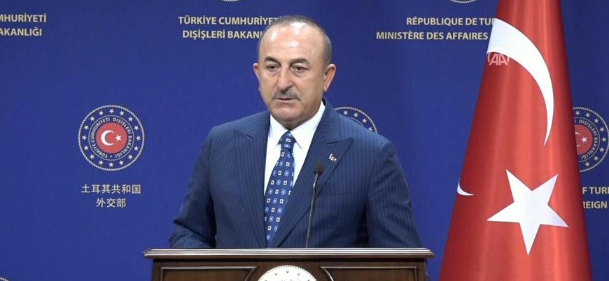 Çavuşoğlu: Her şartta Azerbaycan'ın yanındayız