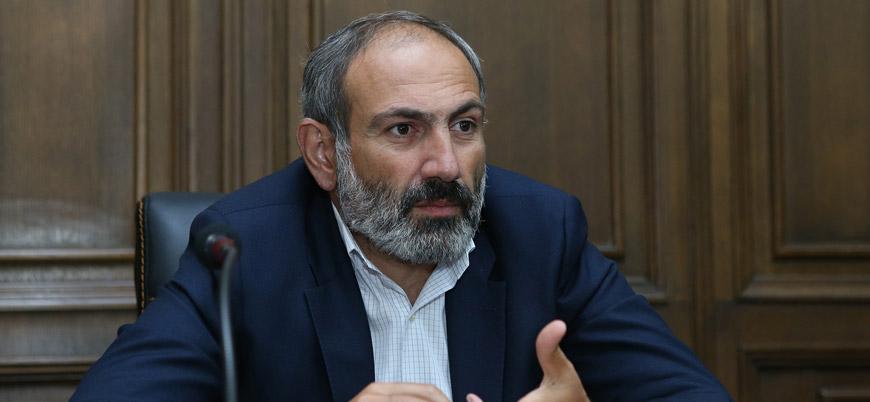Paşinyan: Türkiye Azerbaycan'a talimat verdi