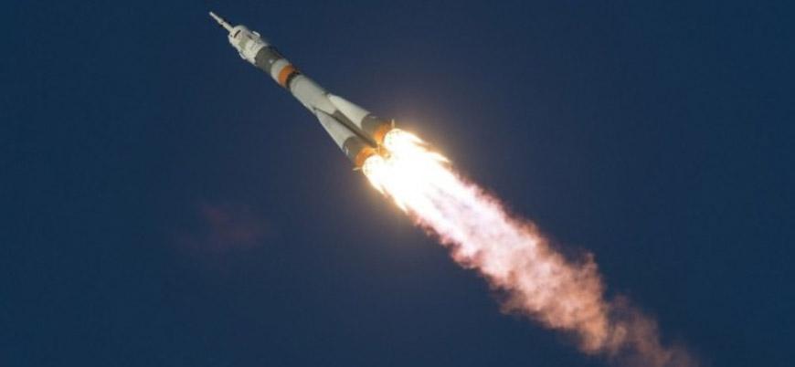 Soyuz MS-17 Uluslararası Uzay İstasyonu'na fırlatıldı