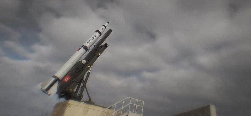 Türkiye 2020 sonunda uzaya roket fırlatma denemesi yapacak