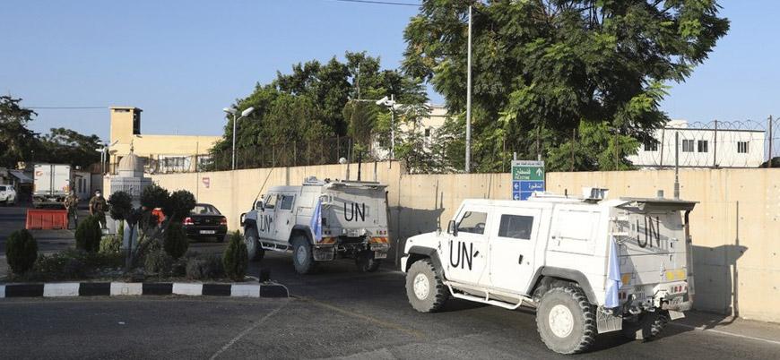 Lübnan ve İsrail sınır anlaşmazlığı müzakerelerine başladı