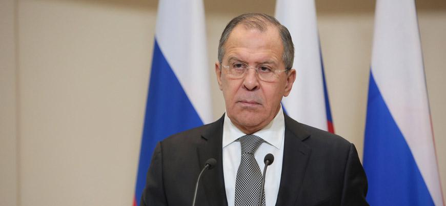 Lavrov: ABD'nin hedefi Libya'da Rusya'yı zayıflatmak