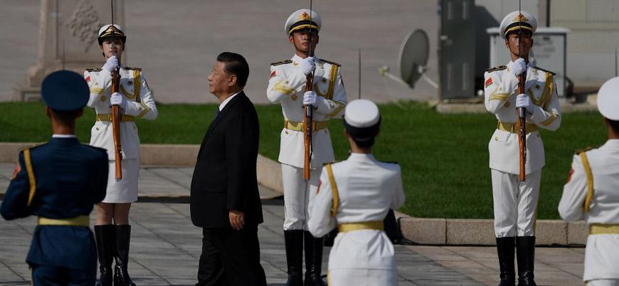 Çin Devlet Başkanı Şi'den orduya 'savaşa hazır olun' çağrısı