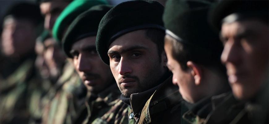 Taliban'dan Afgan askere: Seni neden vuralım?