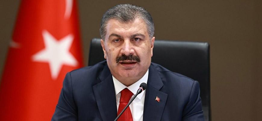 Sağlık Bakanı Koca: İstanbul'da vakalar yüzde 50 arttı
