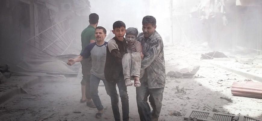 HRW: Rusya ve Esed rejimi İdlib'de savaş suçu işledi