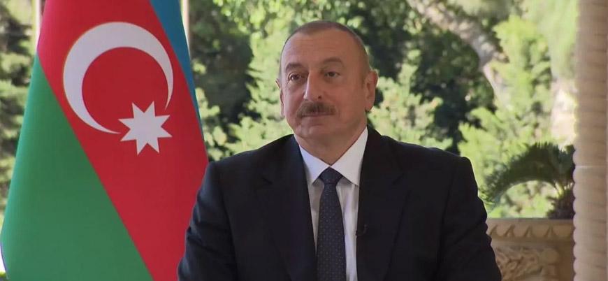 Aliyev: Karabağ'da yabancı savaşçı olduğuna dair hiçbir ülke kanıt sunmadı